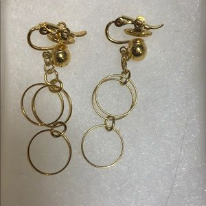 Jewelry - Clip on earrings super cute and good quality